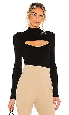 x REVOLVE Evelyn Bodysuit Michael Costello $138