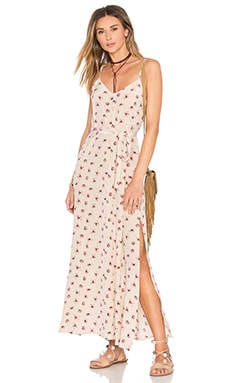 MERRITT CHARLES Canyon Dress in Spring Blossom