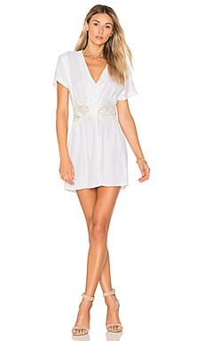 Robero Dress in Optic White