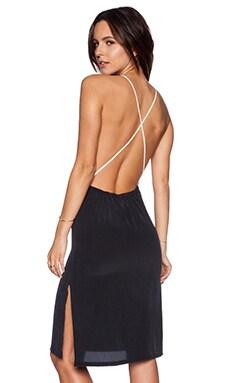 MERRITT CHARLES Jackson Dress in Black