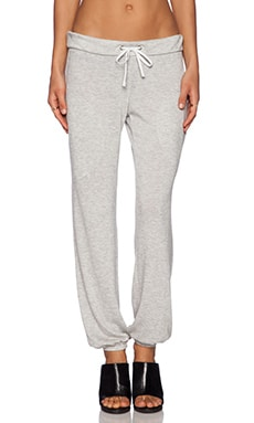 MERRITT CHARLES Hatcher Sweatpant in Grey