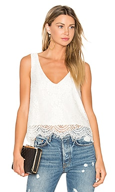 Winston Top in White