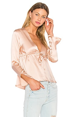 Patron Blouse in Rose