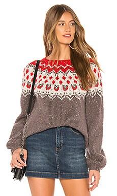 Charlene Knitted Sweater Mes Demoiselles $168