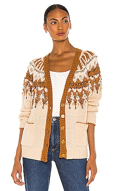 Molier Knitted Cardigan Mes Demoiselles $460 BEST SELLER