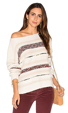 Mes Demoiselles Ejaz Sweater in Ecru