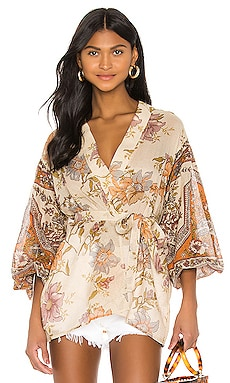Rocaille Kimono Mes Demoiselles $132