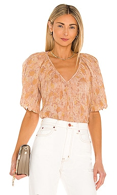 Sunflower Blouse Mes Demoiselles $205