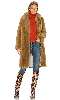 Woven Wool Coat Yves Salomon - Meteo $930