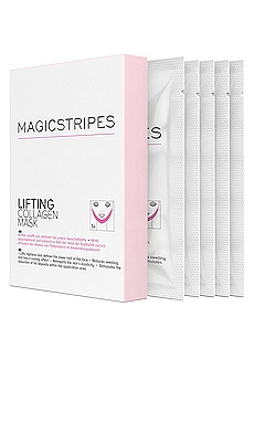 Lifting Collagen Mask Box 5 Pack MAGICSTRIPES $65