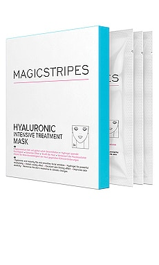Hyaluronic Treatment Mask Box 3 Pack MAGICSTRIPES $50