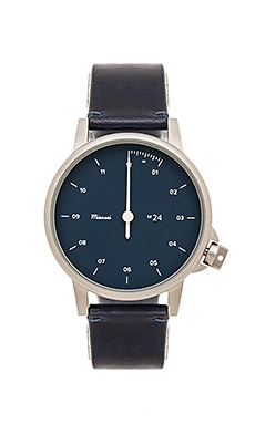 Miansai M24 Watch in Vintage Navy
