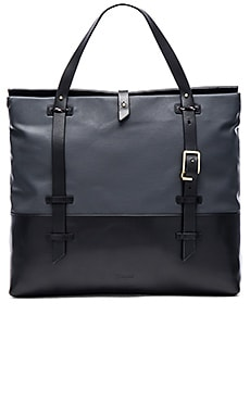 Miansai Lenox Tote in Grey & Black
