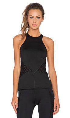 MICHI by Michelle Watson Galvanize Tank in Black