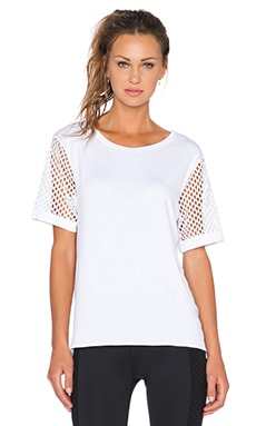 MICHI by Michelle Watson Rize Top in White