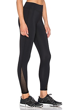 MICHI Vyper Crop Legging in Black