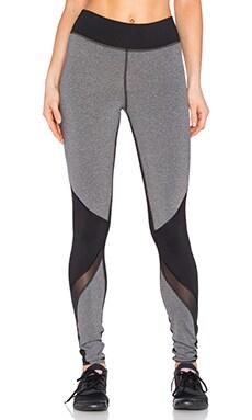 MICHI Rifical Legging in Grey Heather