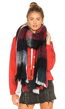 Winter Warmer Wrap Michael Stars $58 NEW ARRIVAL