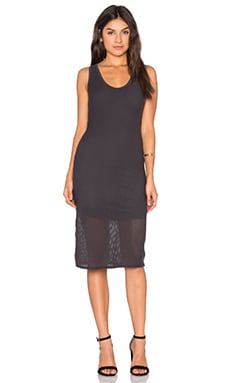 Michael Stars Mini Dress in Oxide