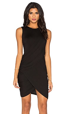Eveny Bodycon Dress in Black