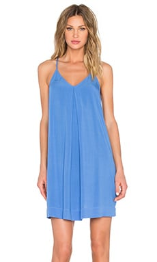 Cami Tank Dress in Cove