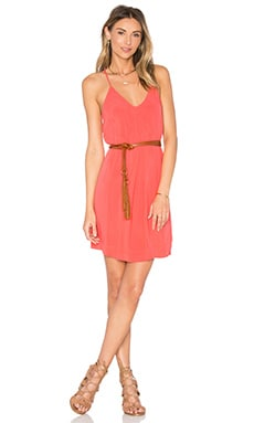 Michael Stars Cami Tank Dress in Sea Lily