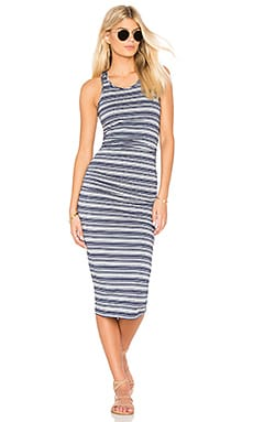 Racer Back Midi Dress Michael Stars $98 BEST SELLER