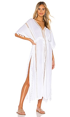 ROBE DE PLAGE FARRAH Michael Stars $98 BEST SELLER