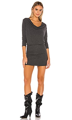 Cecile Cowl Neck Dress Michael Stars $111