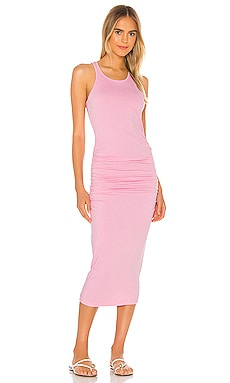 Racer Back Midi Dress Michael Stars $88