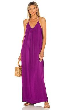 Gloria Maxi Slip Dress Michael Stars $138