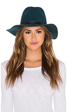 Michael Stars Oh My Darling Floppy Hat in Slate Blue