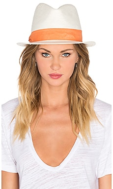 CHAPEAU POP BAND SHORT BRIM PANAMA