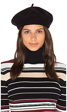Basque Beret in Black