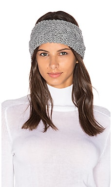 Chunky Cozy Headband en Galvanized