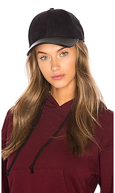 Suddenly Suede Baseball Hat