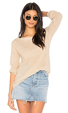 Textured Sweater in Sand