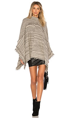Totally Twisted Poncho