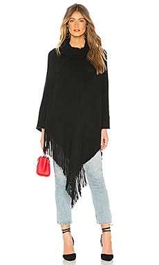 Draped In Texture Poncho Michael Stars $24 (FINAL SALE)