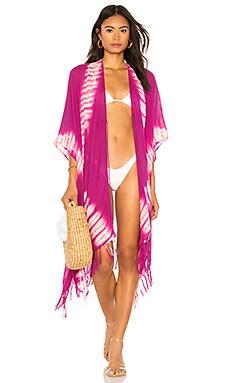Tie Dye Robe Michael Stars $54 NEW ARRIVAL