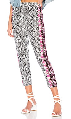 Border Tapered Pant Michael Stars $59