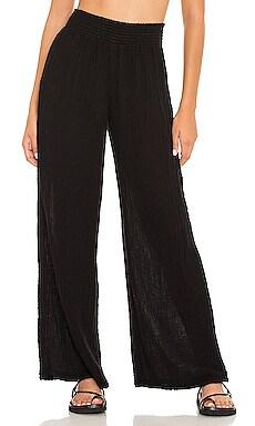 Smocked Wide Leg Pant Michael Stars $138