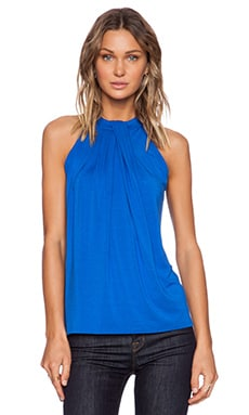 Michael Stars Sleeveless Halter Top in Meridian