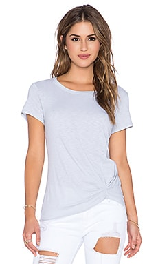 Michael Stars Short Sleeve Crew Neck Tee in Crescent