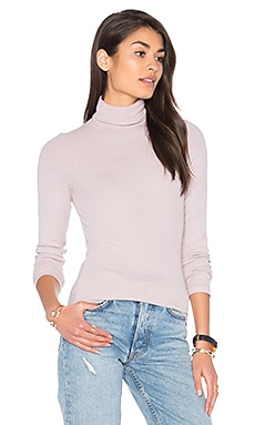 Long Sleeve Turtleneck in Chai
