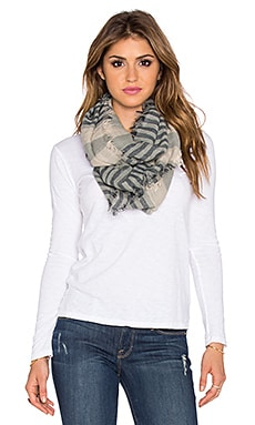 Michael Stars Plush and Cozy Wrap in Crescent