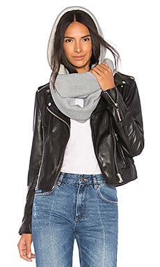 Sherpa Hood Scarf Michael Stars $25 (FINAL SALE)