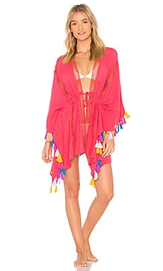 Tassels For All Ruana Cover Up