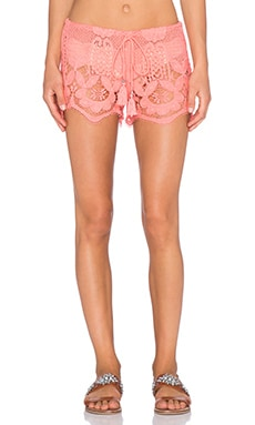 Miguelina Minnie Shorts in Punch