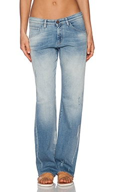 MiH Jeans The Manchester Jean in Aio Wash